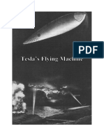Tesla's Flying Machine