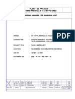 Operating Manual for Ammonia_Rev 2