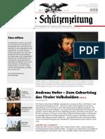 2018 01 Tiroler Schützenzeitung
