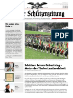 2018 03 Tiroler Schützenzeitung