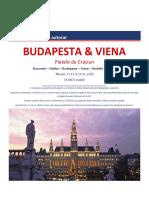 Autocar - Piete de Craciun Budapesta Si Viena 2018