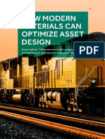 How Modern Materials Can Optimize Asset Design Cyient
