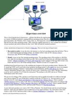 Hypervisor overview.pdf