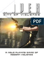 Haven, City of Violence RPG - Corebook
