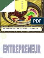 Workshop on Self-motivation