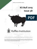 2019 Ks Bull Issue 3b Printable (Internal Circulation Only)