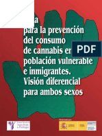 Guía Prevención Consumo Cannabis