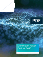Middle East Power Outlook 2035