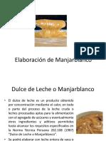2° Elaboración de Manjar blanco.ppt