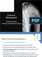 Fracture Management by Ganesh Ortho