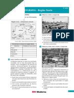 Projeto Arariba Regiao Norte