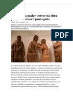 Voltámos a Poder Entrar Na Obra-prima Do Rococó Português - PÚBLICO