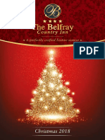 The Belfray Country Inn - Christmas 2018