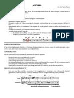 Apuntes Clase Percusión