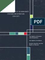 Human Rights Action Plan Monitoring Report (2016-2017)
