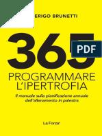 365 PROGRAMMARE L'IPERTROFIA