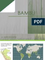 BAMBU Sistema Construcivo