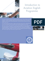 Introduction to Aviation Programme 2010