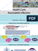 Health Care Associated Infection Lisa