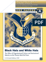 Black Hats and the White Hats_ The Effect of Organizational Culture and Institutional Identity on the Twenty-third Air Force.pdf
