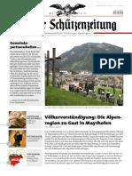 2018 04 Tiroler Schützenzeitung