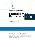 Modul 1 Introduction.doc