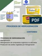 Semana 8 Procesos de Hidrogenación