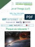 Sase2017 Iot Lot 9ago2017