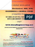 The Gate Question Bank in Civil Engg
