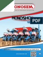 catálogo Monosem NXM