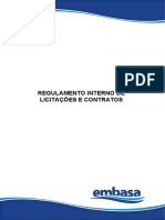 RegulamentoInternodeLicitacoeseContratos-RILC-EMBASA