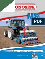 catálogo Monosem MS