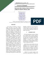 Informe Análisis de Flujo en Un Reactor Continuo Completamente Mezclado (2)