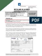 Cir. GS-025-2015 Buses & Camiones N&F Serie 700P y Serie LV Inspección Previa a La Entrega Del Vehículos Carrozados