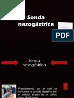Sonda Nasogastrica[2]