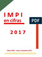 IMPI EN CIFRAS AÑO 2017