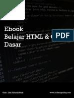 Belajar HTML Dasar Pengertian HTML v2.pdf