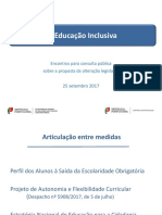 Leg Edu Incl - Educacao Inclusiva