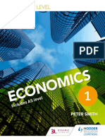 Edexcel a-Level -Economics Sample