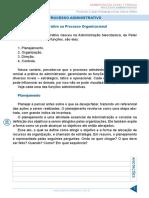Resumo 1390770 Jose Wesley 25227405 Administracao Geral e Publica Aula 05 Processo Administrativo