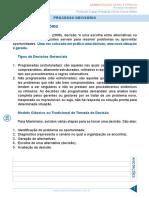 Administracao Geral e Publica Aula 21 Processo Decisorio