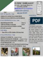 Oferta Educartionala 2018 2019