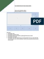 Tutorial Penginputan Data Pada Aplikasi Server
