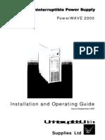 Powerware PW2000.pdf