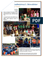 Newsletter No 46 - 6th July 2018