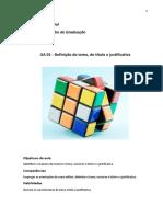 UA 01 - Definição do tema, do título e justificativa.pdf