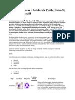 Imunologi Dasa1 Sel Darah