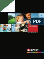 Catalogo prodotti Shark detersivi professionali