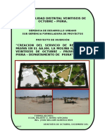 Perfil Parque AH La Molina MDVO 13.12.17