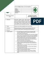9.2.2.4 Sop Penyusunan Indikator Klinis Dan Indikator Perilaku Pemberi Layanan Klinis Dan Penilaian Nya